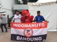 Indomanutd BDG with Fred The Red