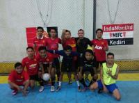 Futsal Indomanutd kediri